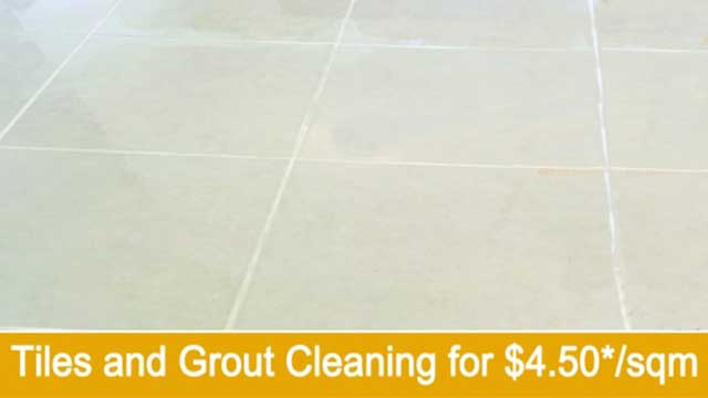 SPECIAL Offer On Tile & Grout Cleaning Melbourne
