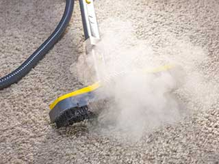 Carpet Stem Cleaning